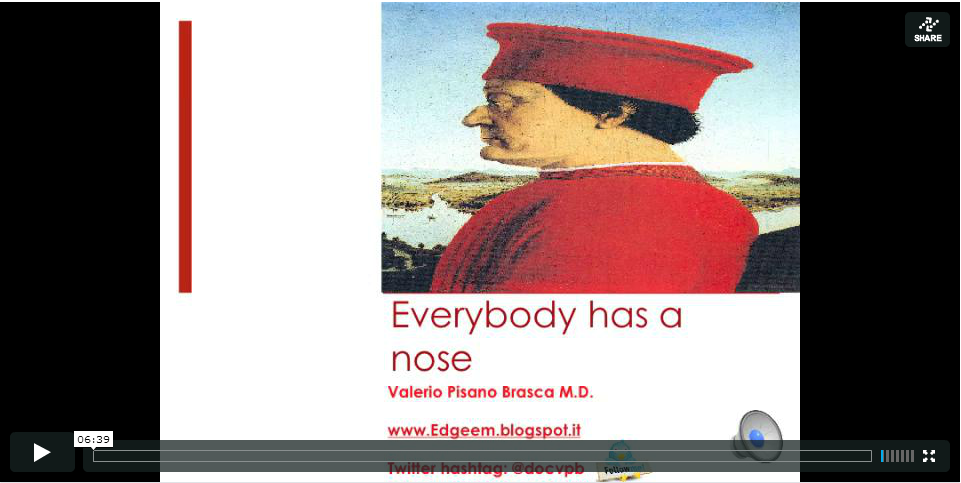 Everybody has a nose (The Intranasal way) (Emergency medicine for Registrars/Residents)