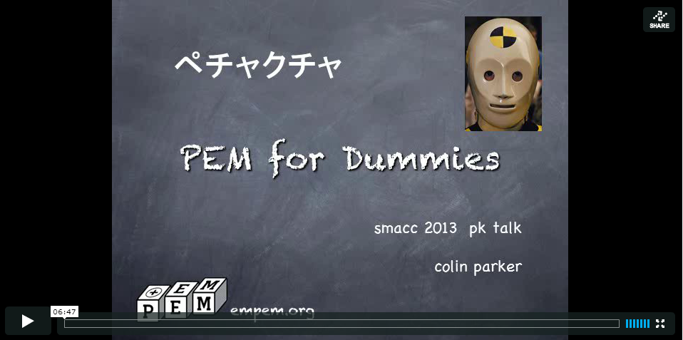PEM for Dummies