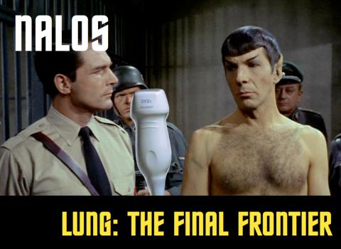 MAREK NALOS on LUNG: THE FINAL FRONTIER