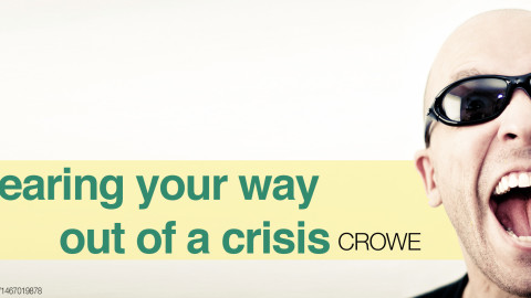 Crowe — Swearing Your Way Out of a Crisis