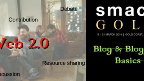 Blogs & blogging basics