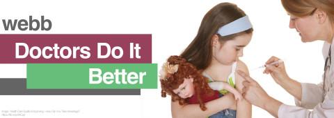 do doctors do it better? by webb