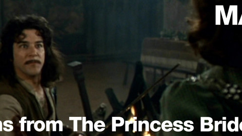Lessons from The Princess Bride