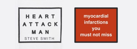 Myocardial Infarctions You Must Not Miss! -Steve Smith