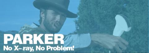 No X– ray, No Problem! – Casey Parker