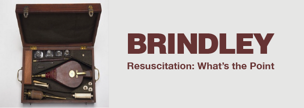 Peter Brindley - Resuscitation- What's the Point -01