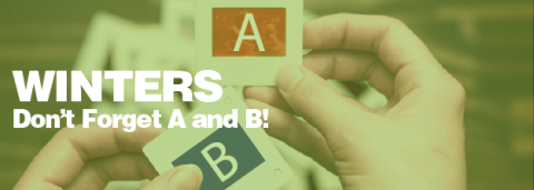 Don't Forget A and B! – Mike Winters