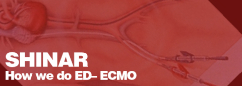How we do ED– ECMO – Zack Shinar