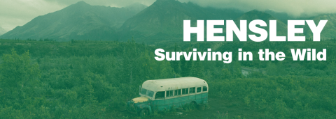 Surviving in the Wild – Justin Hensley
