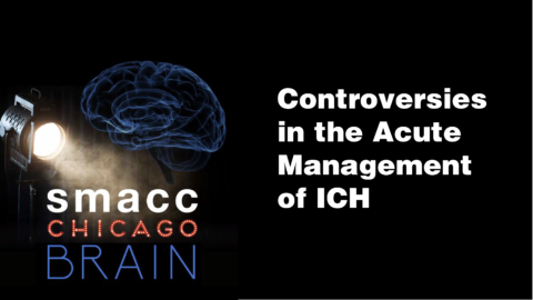 Controversies in the Acute Management of ICH