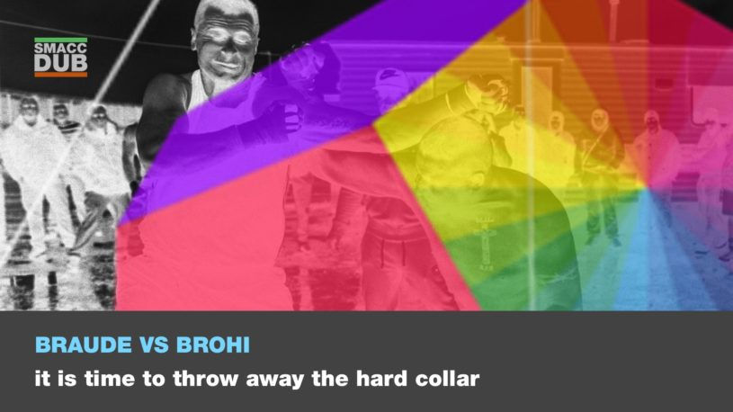 Braude Brohi - It is time to throw away the hard collar