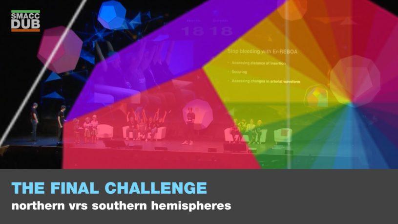Final challenge - Northern vrs Southern hemispheres