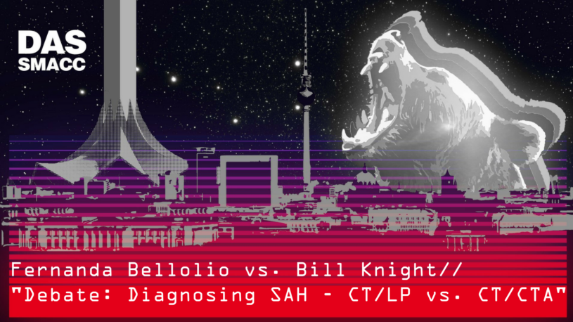 Diagnosing SAH - CT/LP vs. CT/CTA