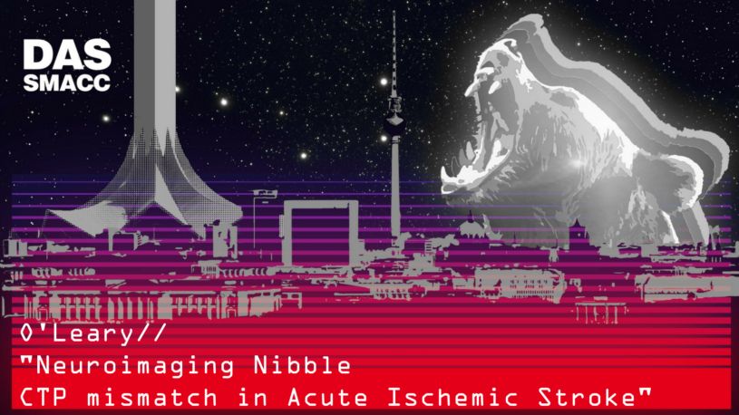 Neuroimaging Nibble CTP mismatch in Acute Ischemic Stroke