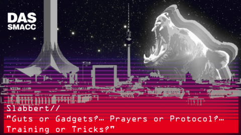 Guts or Gadgets?… Prayers or Protocol?… Training or Tricks? by MJ Slabbert