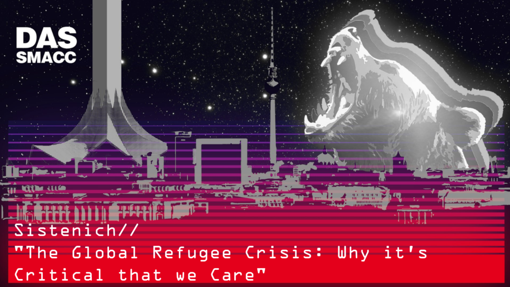 The Global Refugee Crisis: Why it's Critical that we Care