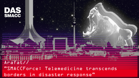 SMACCForce: Telemedicine transcends borders in disaster response