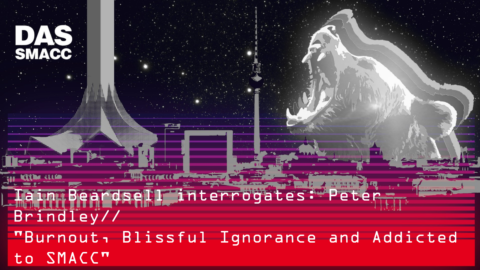 Burnout, Blissful Ignorance and Addicted to SMACC – Iain Beardsell interrogates: Peter Brindley