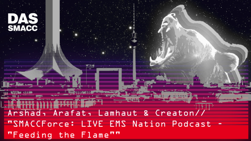 """LIVE EMS Nation Podcast - """"Feeding the Flame"""""""
